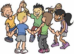 3 JEUX POUR QUE LES ENFANTS APPRENNENT À SE CONNAÎTRE EUX-MÊMES ET À S'AFFIRMER SANS (S') IMPOSER