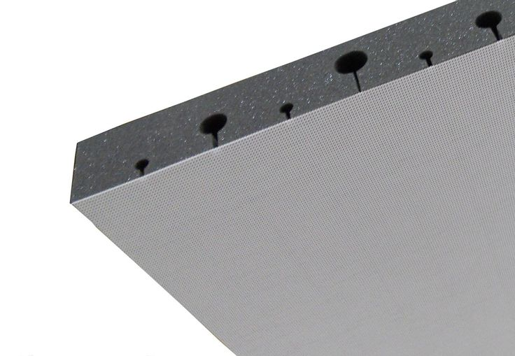 Pannello fonoassorbente AbSorbo #pannelli #fonoassorbenti #magiacustica Soundproof panel - Model AbSorbo #soundproof #panels