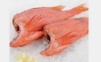 Маруусина каморка: Морской окунь жаренный