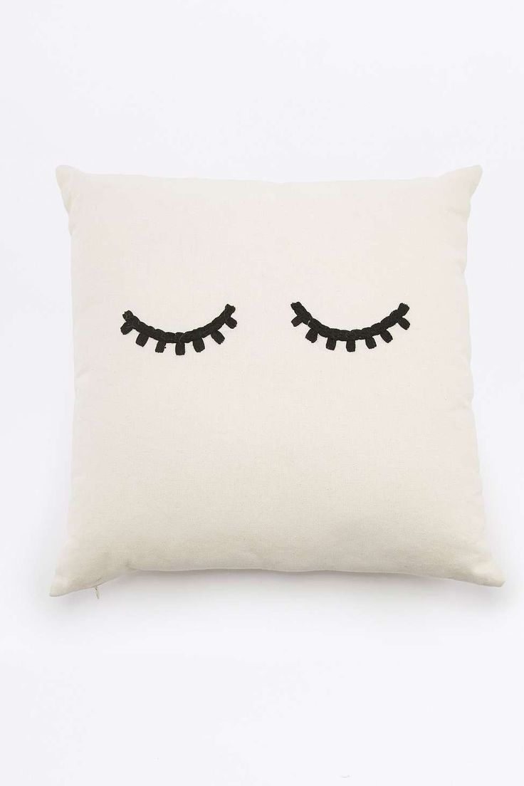 Eyelash Cushion - Urban Outfitters £32