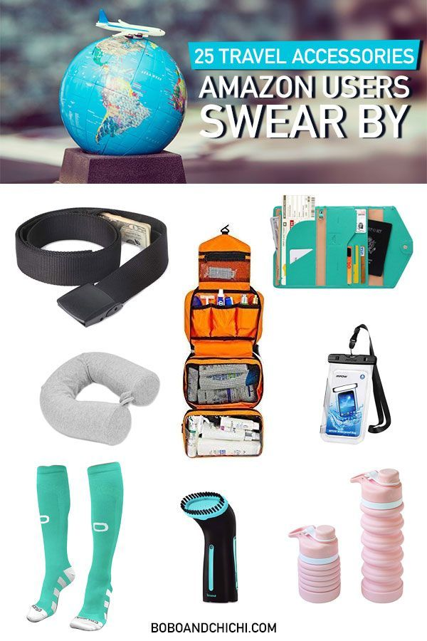 25 Top Rated Best Travel Accessories Amazon Users Swear By International Travel Accessories Travel Accessories Amazon Travel Accessories For Men