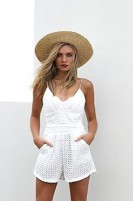 Madison Square Ladies Risky Business Romper