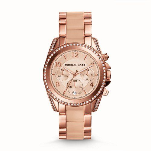 Michael Kors Women's Blair Two-Tone Watch MK5943 *** Find out more about the...