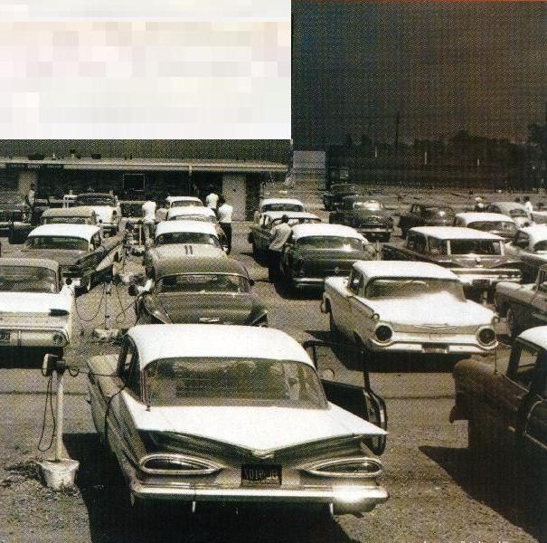 I remember drive-in movies at the Market Street and Tidwell Drive-Ins. Saw many…