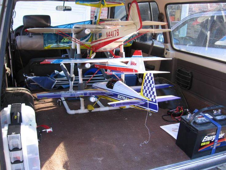 rc+airplane+storage | ... storage racks. The last had a pretty sweet looking truck rack