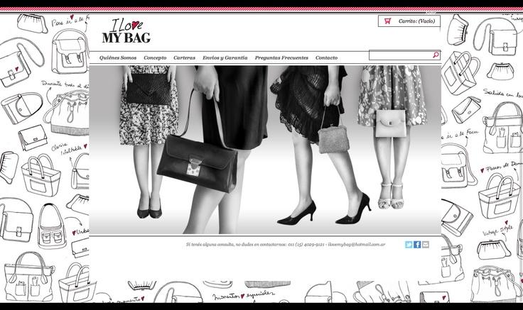 I Love My Bag: #Carteras. www.ilovemybag.com.ar