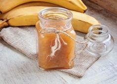 Mermelada con plátano y jengibre para tu dieta
