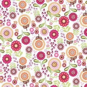scrapbook de flores para imprimir-Imagenes y dibujos para imprimir