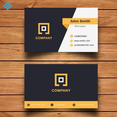 Website design from http://www.hoffadesign.com/ Your unique business card shows the reputation of your brand. When you give your business card to your customer, it makes a good first impression. We design business cards in a wide assortment of them