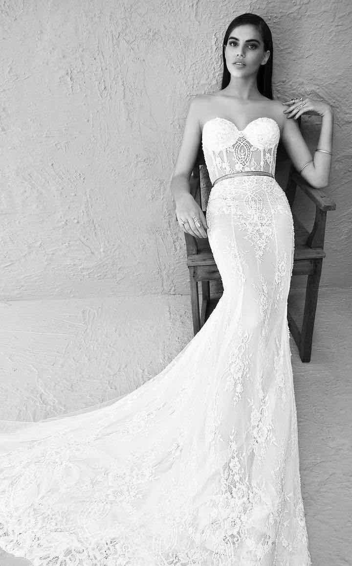 Sexy Wedding Dresses: Michal Medina 2015