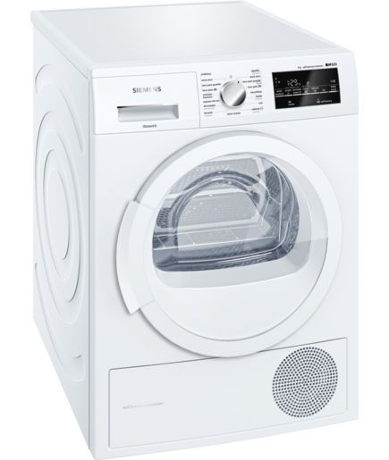 ISensoric Dryer with SelfClean Condenser and Heat Pump! | DRYER CLOTHING SIEMENS WT47G239EE, Available at NETNBUY.COM