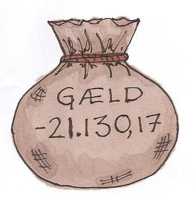 Starting debt june 1 2013