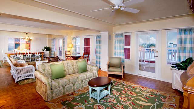 Disney S Boardwalk Inn Amp Villas 3 Bedroom Grand Villa