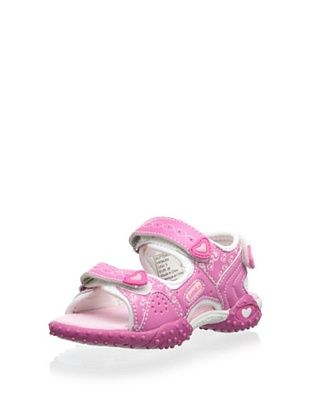 55% OFF Kamik Buttercup Sandal (Toddler/Little Kid) (Fuscia)