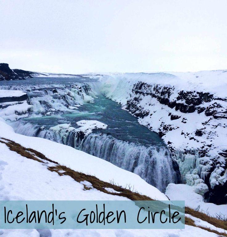 Golden Circle Tour, Iceland