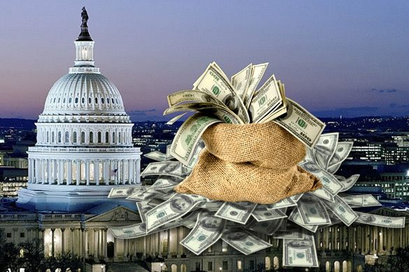 USA drops bags of money in Russia that vanish without a trace ...