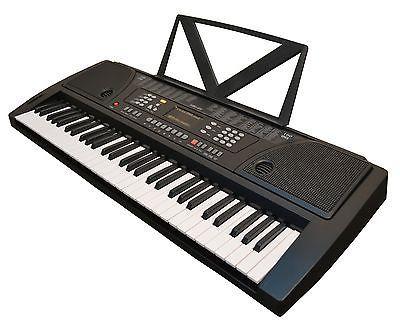 61 Full Key Electronic Keyboard Piano Music Instruments Musical Keyboards Gift