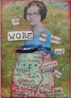 Love the quirky quote: Quirky Quotes, Atc