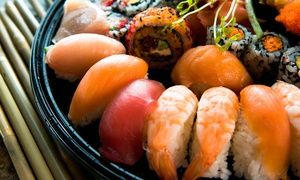 Groupon - $ 12 for $20 Worth of Sushi for Two at Sushi Rock in Multiple Locations. Groupon deal price: $12
