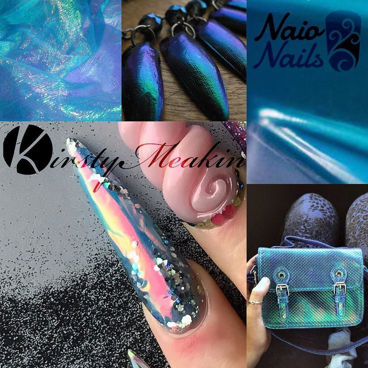 195 best Naio Nails Nail Art images on Pinterest
