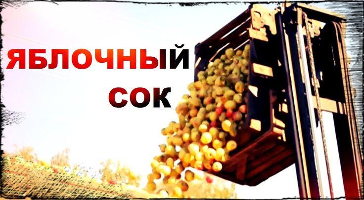Галилео. Яблочный сок