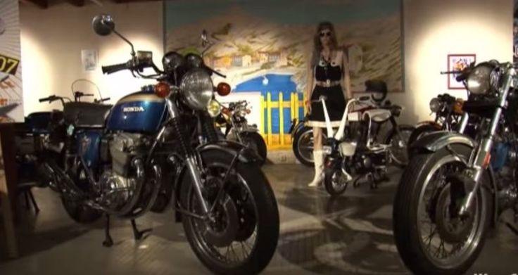 Détente : Visitez le musée de la Moto à Marseille !