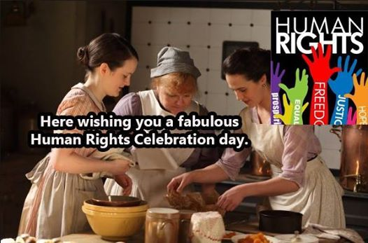 A celebration calls for food and that is prepared in a kitchen so it is logical that Easylife Kitchens George would be enjoying this memorable day. Hope you have a wonderful Human Rights Day celebration. #humanrights #lifestyle #celebrations