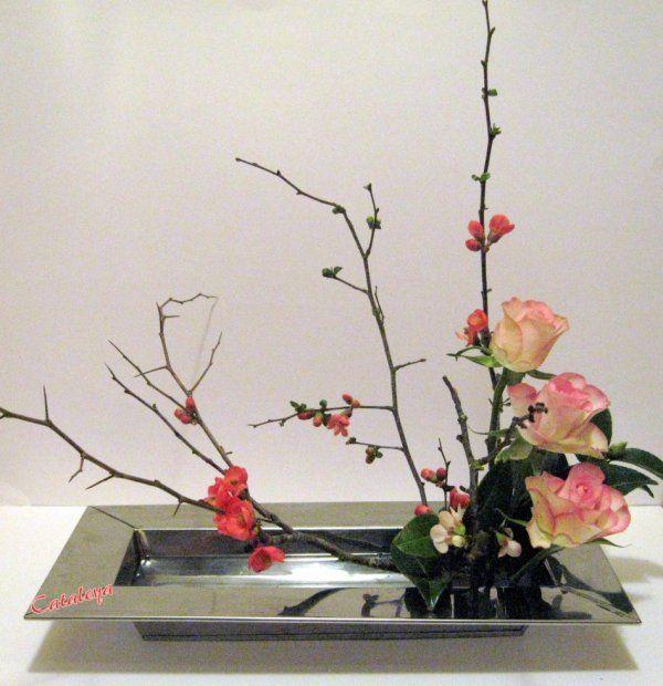 ikebana art floral japonais - Recherche Google