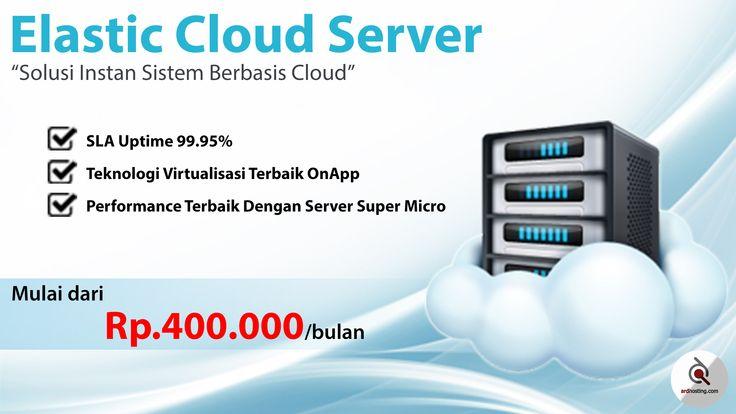 Elastic Cloud Server memungkinkan anda untuk memanage Cloud seperti halnya anda mempunyai dedicated server dengan harga yang sangat terjangkau. Anda bisa bebas memanage semua software & environtment server sesuai kebutuhan anda. http://goo.gl/2GgJo3. Info lebih lanjut hubungi: sales@ardhosting.com (sales). #ardhosting #server #cloud #hosting #promo #jasa #business