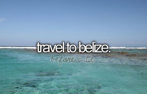 *belize!