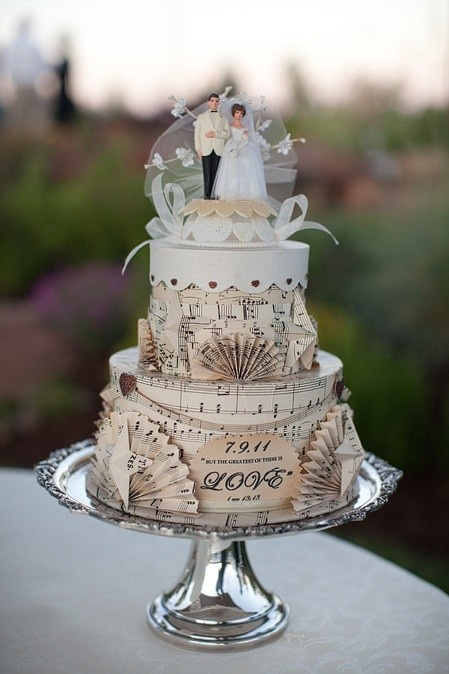 Cake Design Musical Notes : 17 Best images about Music themed cakes on Pinterest My ...