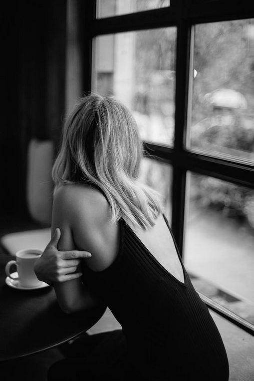 Sexy black and white photos of women