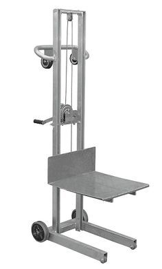 Hand Trucks R Us - Vestil Aluminum Lite Load Lift with Winch | $744.00