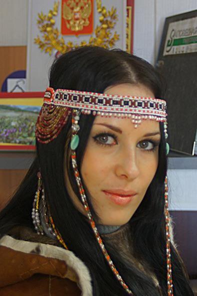 Этнический костюм фото
