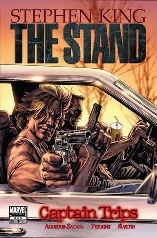KOMIKS THE STAND [Bastion] na podstawie powieści Stephena Kinga GALERIA || Kostnica.Com.PL