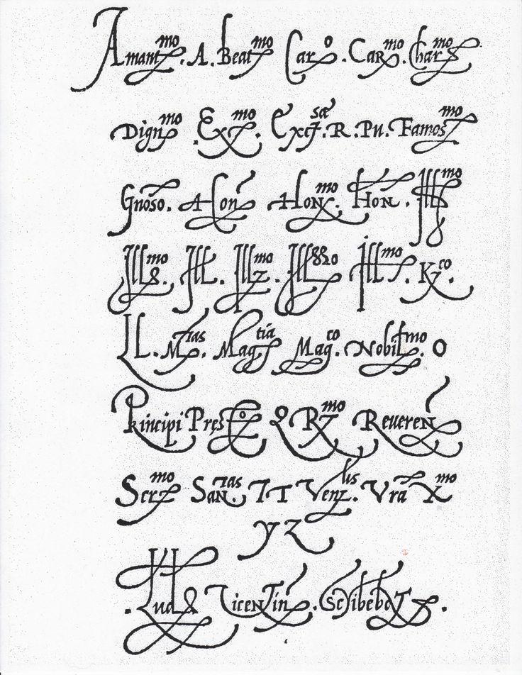 arrighiflourishes.jpg (989×1280) Calligraphy practice