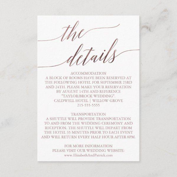 Pin By Gizele Ani On Modern Reception Wedding Invitations In 2021 Wedding Details Card Wedding Enclosure Cards Wedding Details