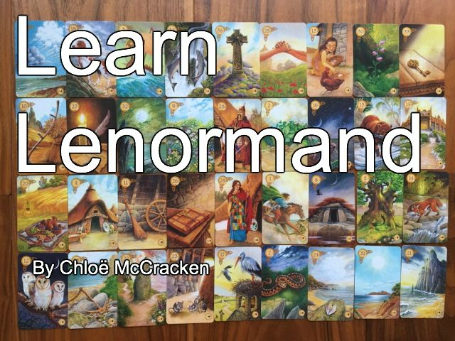 Learn Lenormand with the creator of the Celtic Lenormand In these twelve videos, totalling over four hours of material, you'll find questions to inspire your own understanding. There are also exercises and practice readings to cement your learning, and to expand your Lenormand vocabulary, as well as triggering your Lenormand intuition. The videos are: Introduction Continue reading »