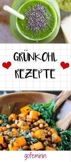 Grünkohl (Englisch: kale) ist in aller Munde. Wir präsentieren euch die schmackhaftesten Arten den grünen Kohl zuzubereiten.