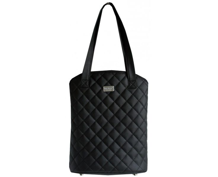 Dara bags Kabelka Simple Elegance No. 33 Black Matt
