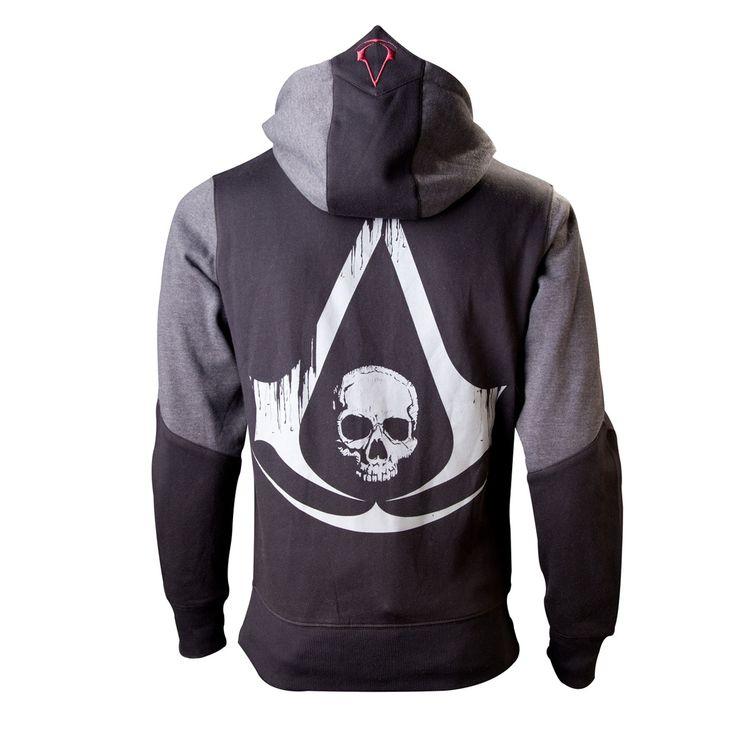 Gamer heaven - Assassin's Creed® IV Black Flag™ - Official Zip Up Hoodie , $66.35 (http://www.gamer-heaven.net/assassins-creed-iv-black-flag-official-zip-up-hoodie-pre-order/)
