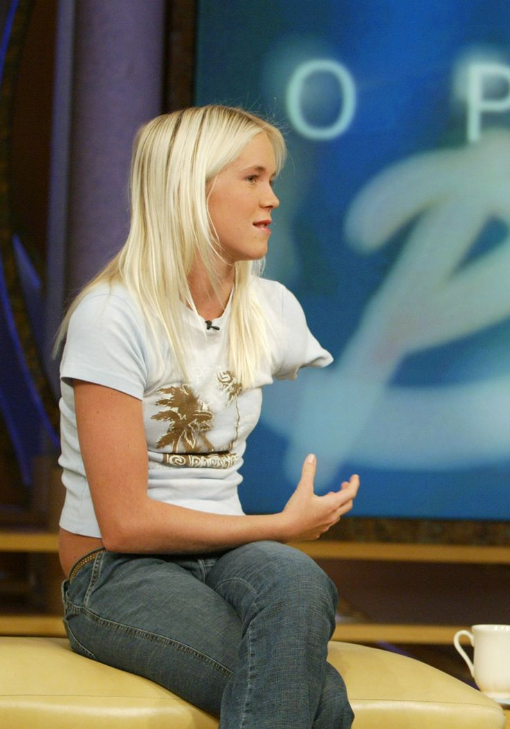 What Bethany Hamilton Never Expected After Appearing on The Oprah Show