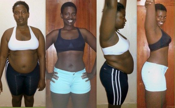 weight loss success story law of attraction