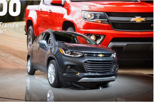 2018 Chevrolet Trax Powertrain, Specs and Release date