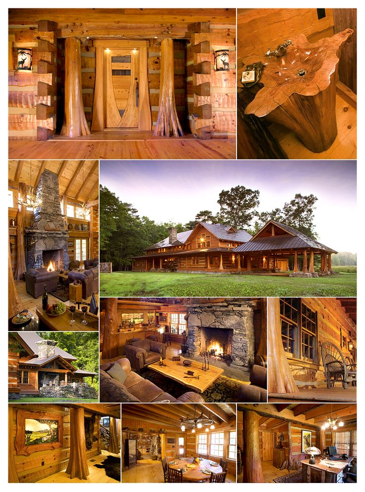 33 Best Log Home Floor Plans Images On Pinterest Floor