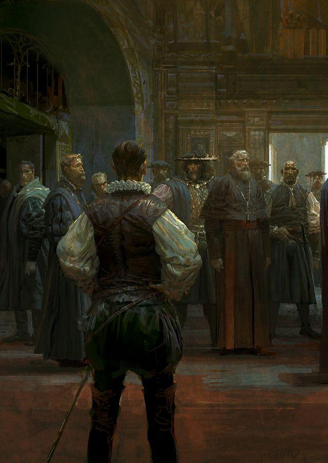 (via The Tudors by GINOGINO)