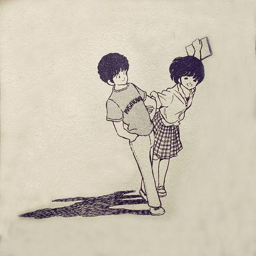 Adachi Mitsuru [Miyuki]