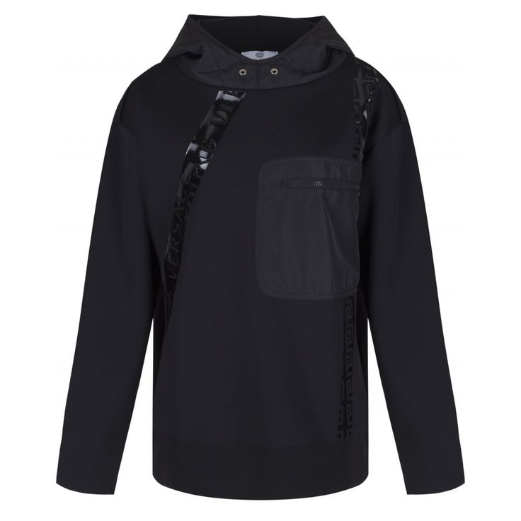 Young Versace Boys Black Sweatshirt New Childrenswear Autumn/Winter