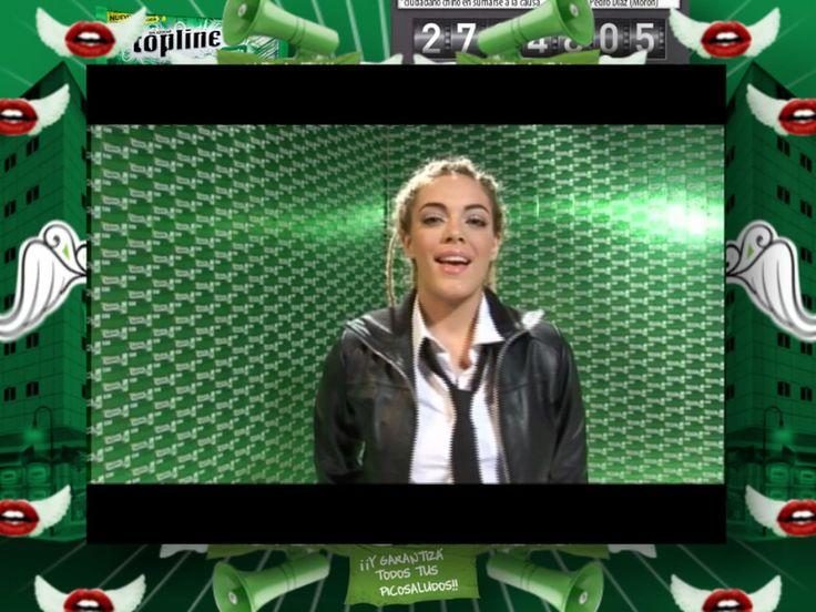 """Video explicativo destinado a la campaña """"Pico Saludo"""" para la firma """"Topline, solicitado por """"Xaga - Creatividad Interactiva"""" www.estudiodarma.com"""