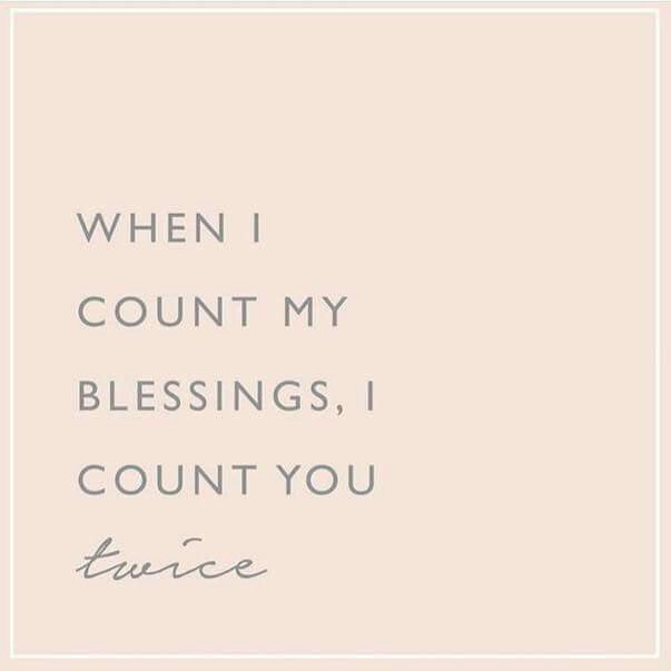 I thank God everyday for u ☀️